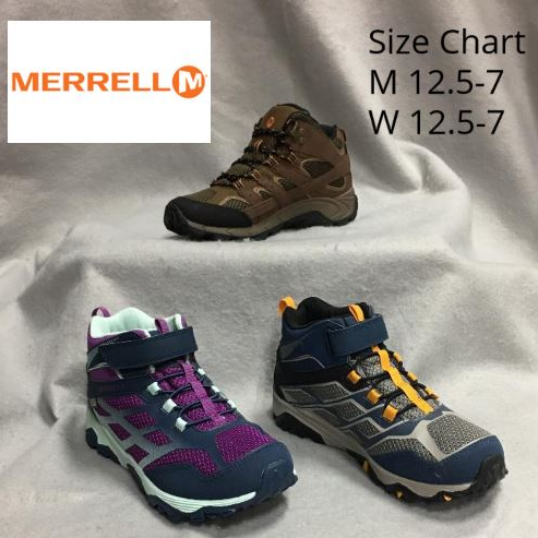 merrell boots size 10 2019